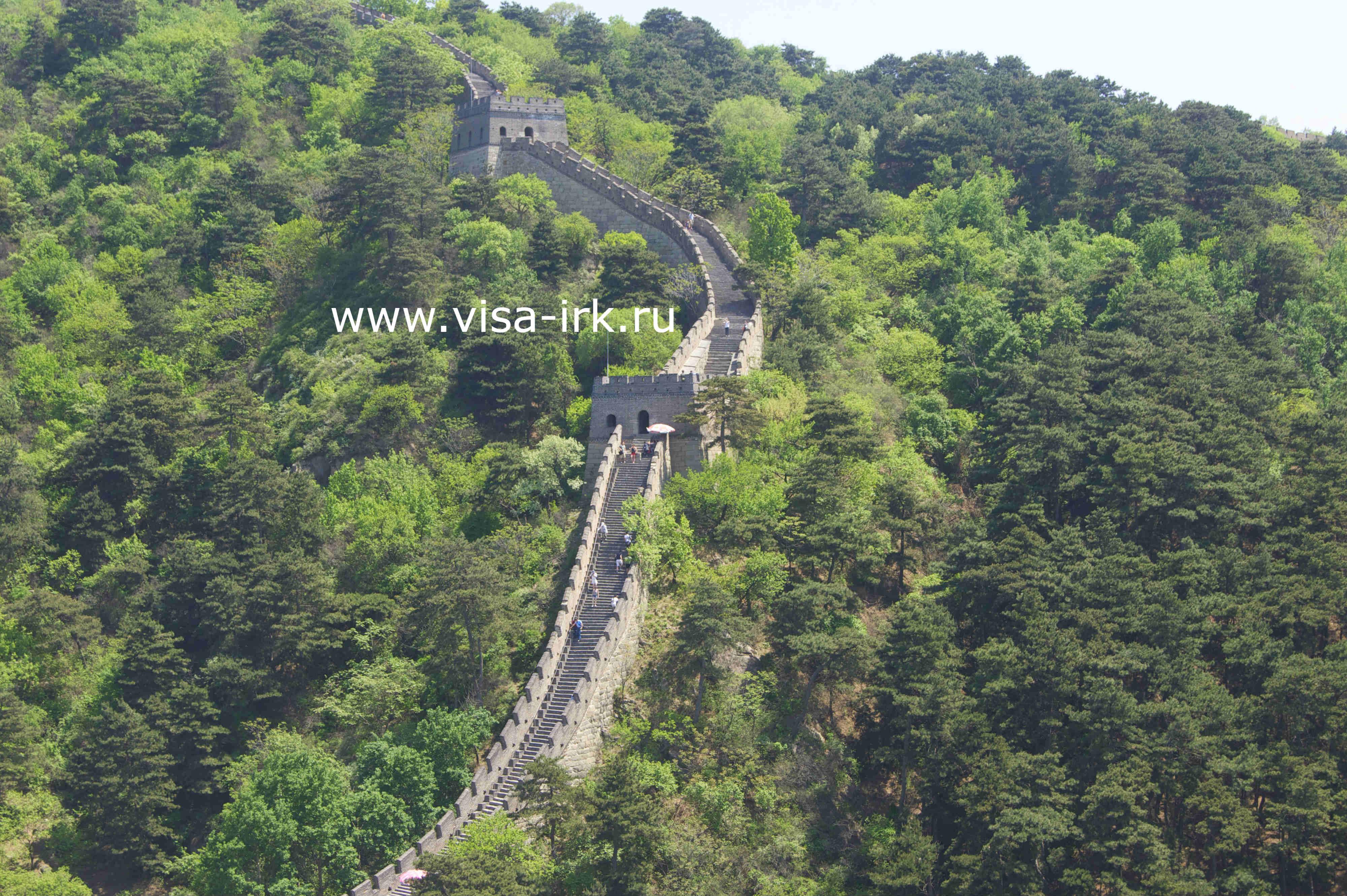 Великая Китайская стена, Как добраться